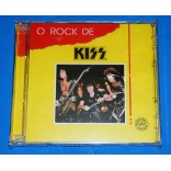 Kiss - O Rock de Kiss - Cd Duplo - 2017 - USA