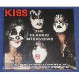 Kiss - The Classic Interviews Cd Slipcase 2005 UK Lacrado