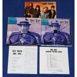 Mr. Big ‎- Hey Man + 1 bonus Cd - Japão 1996 Slipcase