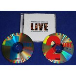 Motley Crue - Live: Entertainment Or Death - 2 Cd's - 1999 - Brasil