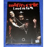 Motley Crue - Loud As F@*k - Box 2 Cd's + DVD - 2003 - Argentina - Lacrado
