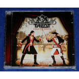 Treat - Coup De Grace - Cd - 2010 - Italia - Lacrado