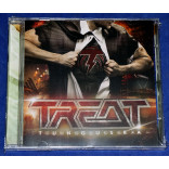 Treat - Tunguska - Cd - 2019 - Italia - Lacrado