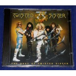 Twisted Sister - Big Hits And Nasty Cuts - Cd - 1992 - Alemanha - Lacrado