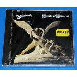 Whitesnake - Saints & Sinners - Cd - USA - Lacrado