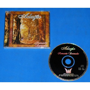 Adagio - Romantic Serenades - Cd - 1999 - Megahard