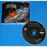 Ancestral Malediction - Huge Blackness - Cd - 1999 - Mutilation