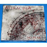 Attractha - No Fear - Cd - Lacrado - 2016