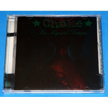 Choke - Les Liquid Temps - Cd - Brasil - 2015
