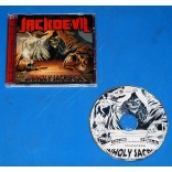 Jackdevil - Unholy Sacrifice - Cd 2014