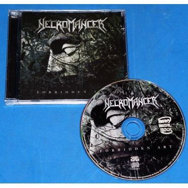 Necromancer - Forbidden Art - Cd - 2014