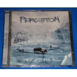 Perc3ption - Once And For All - Cd - 2016 Lacrado Perception