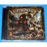 Pyogenesis - A Century In The Curse Of Time - Cd - Lacrado - 2015