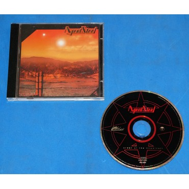 Agent Steel ‎- Order Of The Illuminati - Cd - 2003 - Hellion