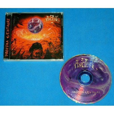 Ancient - Proxima Centauri - Cd 2001 - Brasil