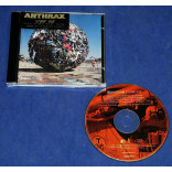 Anthrax - Stomp 442 - Cd - Alemanha 1995