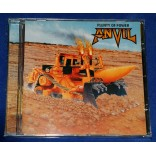 Anvil - Plenty Of Power - Cd - 2000 - Alemanha - Lacrado