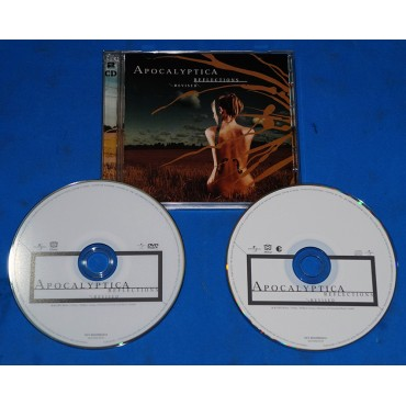 Apocalyptica - Reflections Revised - Cd + Dvd - Brasil - 2003