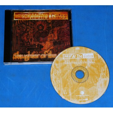 At The Gates - Slaughter Of The Soul - Cd - 2007 - Argentina