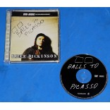 Bruce Dickinson ‎- Balls To Picasso - Dvd Audio - 2003 - USA
