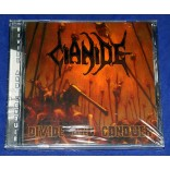 Cianide - Divide And Conquer - Cd - 2000 - Alemanha - Lacrado