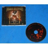Cradle Of Filth ‎- Mannequin - Dvd Single - 2003 - USA