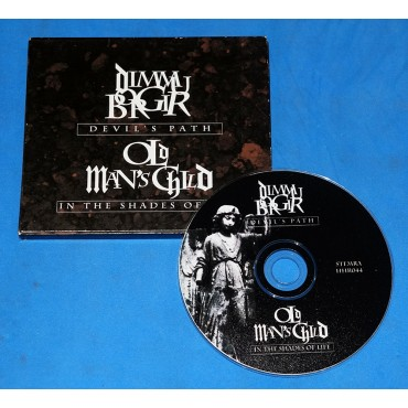 Dimmu Borgir / Old Man's Child - Devil's Path / In The Shades Of Life - Cd Digipak - 2003 - Noruega