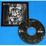 Emptiness - Guilty To Exist - Cd - 2004 - Bélgica - Promo Cardboard
