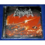 Enthroned - Armoured Bestial Hell - Cd - 2001 - UK - Lacrado