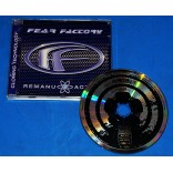 Fear Factory ‎- Remanufacture (Cloning Technology) - Cd - 1997 - USA