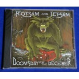 Flotsam & Jetsam - Doomsday For The Deceiver - Cd - 1994 - USA - Lacrado Metal Blade