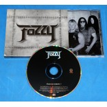 Fozzy - 1º - Cd - 2001 - Slipcase