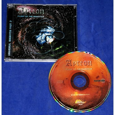 Ayreon - Flight Of The Migrator - Cd - 2000