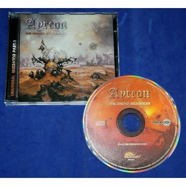 Ayreon - The Dream Sequencer - Cd - 2000
