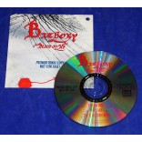 Bathory - Blood On Ice - Cd Promocional - 1996 - Alemanha