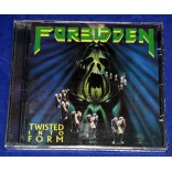 Forbidden - Twisted Into Form - Cd - 2008 - Lacrado