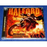 Halford - Metal God Essentials Vol. 1 - Cd + DVD - 2007 - Lacrado