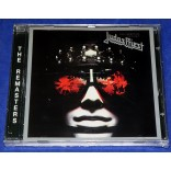 Judas Priest - Hell Bent For Leather - Cd Remaster - 2001 - USA - Lacrado