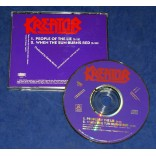 Kreator - People Of The Lie - Cd Single Promocional - 1990 - USA