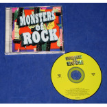 Monsters Of Rock - Cd - 1998 - USA Europe Warrant Twisted Sister