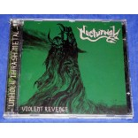 Nocturnal - Violent Revenge - Cd - Brasil - Lacrado