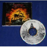 Savatage - The Wake Of Magellan - Cd - 2002 - Brasil