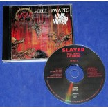 Slayer - Hell Awaits / Live Undead - Cd - 1994