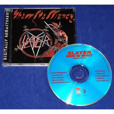 Slayer - Show No Mercy - Cd - Sum Metal Blade