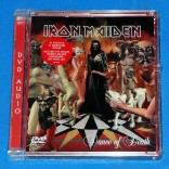 Iron Maiden - Dance Of Death - Dvd - 2004 - UK - Lacrado