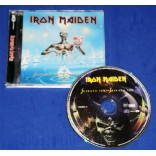 Iron Maiden - Seventh Son of a Seventh Son - Cd - 1999 - Brasil