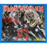 Iron Maiden - The Number Of The Beast - Cd - USA - Slipcase Lacrado CK86210
