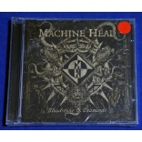 Machine Head -  Bloodstone & Diamonds - Cd - 2015 LACRADO