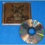 Mayhem - Esoteric Warfare - Cd - 2014