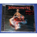 Megadeth - The World Needs A Hero - Cd - 2001 - USA - Lacrado